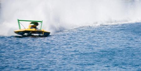 Unlimited Hydroplane Race